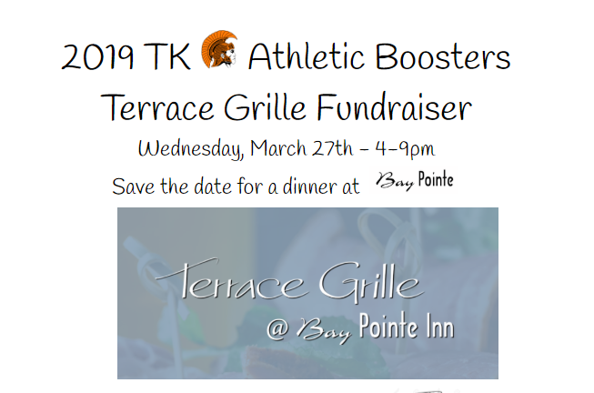 Wednesday, March 27th – Get to the Pointe!
