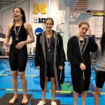 TK Trojan Swimmer Takes 2nd in Meet @ U of M