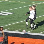 Thornapple Kellogg High School Ladies Soccer Beat Northpointe Christian High School 2-0