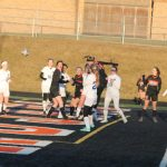 Girls Varsity Soccer Win's Opener 2-0