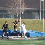 Girls Varsity Soccer fall to Grand Rapids Christian
