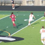 Thornapple Kellogg High School Varsity Ladies Soccer Beat Forest Hills Eastern High School 1-0