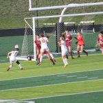 Girls Varsity Soccer beats Forest Hills Eastern 1-0