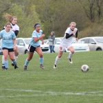 Girls Varsity Soccer falls to Grand Rapids Christian 3-2