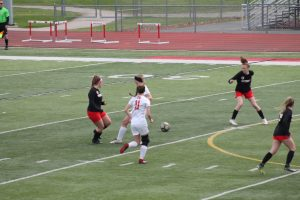 Thornapple Kellogg High School Lady Varsity Soccer Falls to Northview High School 1-2