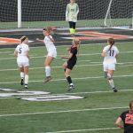 Thornapple Kellogg High School Varsity Lady Soccer Ties South Christian High School 0-0