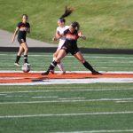 Thornapple Kellogg High School Lady Varsity Soccer Beat Forest Hills Eastern High School 2-0