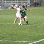 Thornapple Kellogg High School Lady Varsity Soccer Beat Wayland High School 3-0