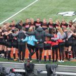 Thornapple Kellogg High School Varsity Ladies Soccer Beat Wyoming High School 10-0