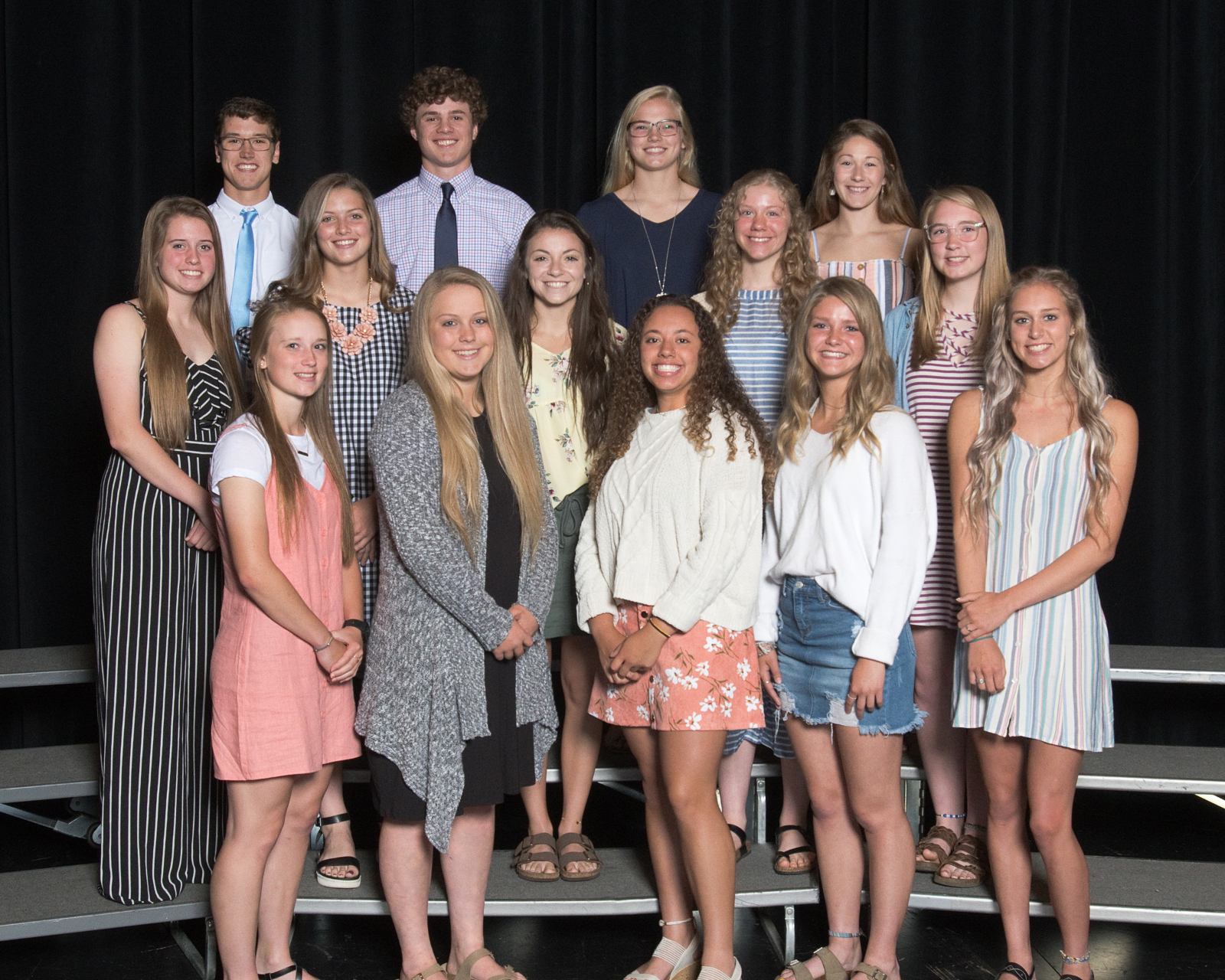 TK Trojan Spring 2019 All Conference Athletes Announced