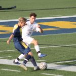 Thornapple Kellogg High School Varsity Boys Soccer Beat Hasting High School 5-0