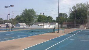 Boys Tennis 2014 – 1st Practice