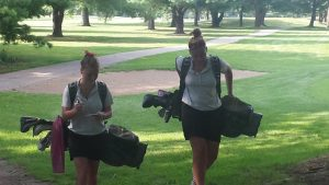 Girls Golf vs Monrovia