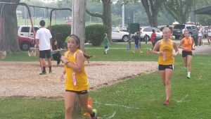 Cross Country at the Plainfield Invitational