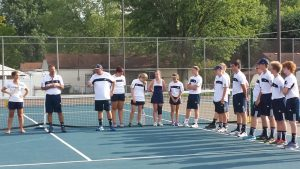 Boys Tennis vs DC