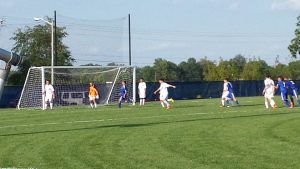 Boys Soccer vs Franklin