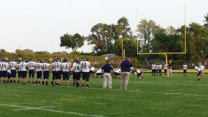 Varsity Football vs Bowman Academy