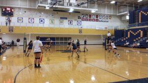 Varsity Volleyball vs Bloomington North