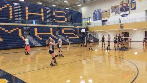 Volleyball vs Greenwood