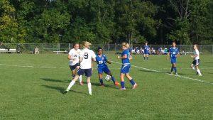Girls Soccer vs Whiteland