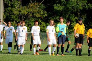 Boys Soccer – Greenwood