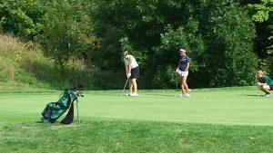 Girls Golf – Sectionals