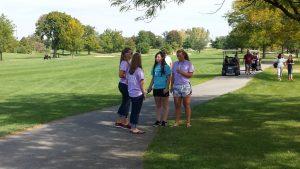Girls Golf Regional