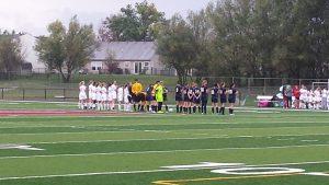 Girls Soccer – Sectional Game 1 – Plainfield