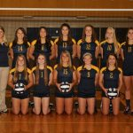 Volleyball Team draws Martinsville in Sectional Opener on 10/21