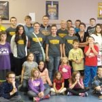 MHS Student-Athletes invade the Boys and Girls Club of Morgan County