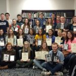 MHS Business Professionals of America (BPA) advanced 28 to the State