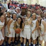 Lady Pioneers win 7th Consecutive IHSAA Sectional!