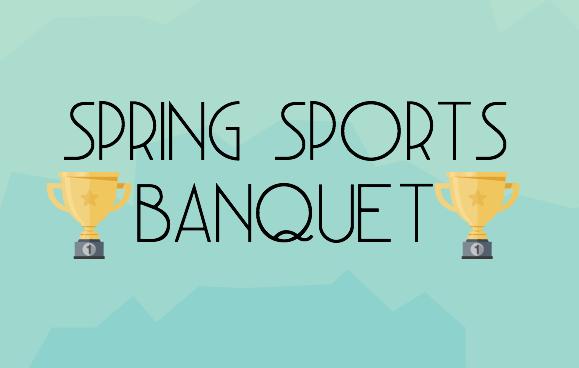 Spring Sports & Senior Athlete Awards – 5/31/18