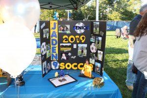 Boys Varsity Soccer vs Southport 09-27-2018  Senior Night