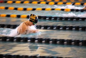 Pioneer Swimming vs. THN  12/8