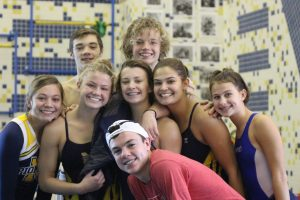 Pioneer Swimming vs. THN 12/8 – more photos