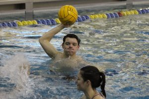 Water Polo – Swim Team vs. Wrestling Team