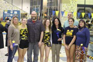 Swimming/Diving vs. South Putnam (Senior Night)
