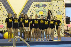 Swimming/Diving – Senior Night