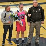 Lady Pioneers vs. Whiteland (Senior Night)