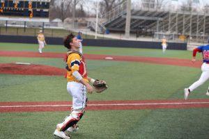 Varsity Baseball vs. Martinsville 4/3/19
