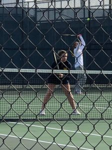 Lady Pioneers Tennis @ Decatur Central 3/19