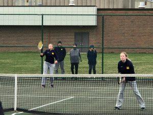 Lady Pioneers Tennis @ Danville