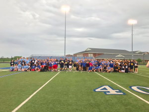 Unified Track: Mid-State Meet 5/1/19