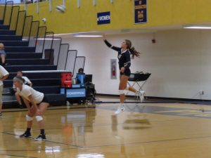 Volleyball vs. Decatur Central – Scrimmage