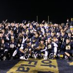 Sectional Championship Varsity vs East Central