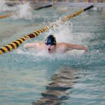 Boys Varsity Swimming beats Decatur Central 93 – 84