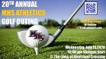 20th Annual MHS Athletics Golf Outing