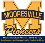 Mooresville Schools Athletics – COVID Re-entry Requirements and Expectations for Student-Athletes