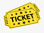 General Admission Tickets vs. Madison  10/23